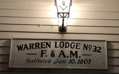 The Last Moon Lodge in New York State
